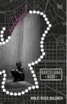 Stadsfjäril Barcelona noir Malin Roca