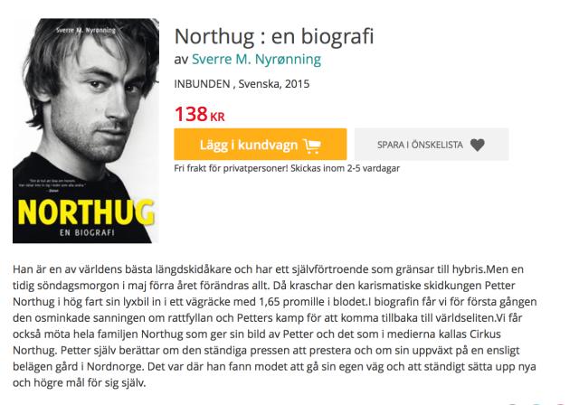 Northug en biografi